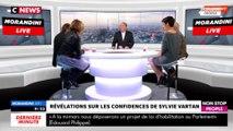 """Morandini Live – Sylvie Vartan : """"Soit on a des preuves et on les amène, soit on se tait"""" (vidéo)"""