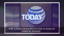 AT&T names the first cities to get mobile 5G | Engadget Today