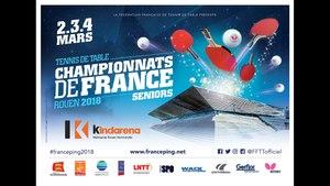 Table 2 - Championnats de France J1 (710)