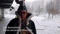 Loïc Bonnechère - Prince Carnaval de Waremme