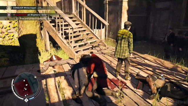 Assassin S Creed Syndicate Gameplay Walkthrough Part 3 1080p Hd Ps4 No Commentary Full Game Video Dailymotion