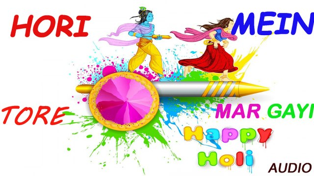 Raj - Chhote Bade Sab Milke Aaj Rang Lagayenge - Holi Wishes Whatsapp Status - Happy Holi Wishes