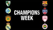 Champions Week!