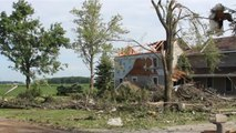 Death Toll Rises As Storms Stretch From Texas To Canada