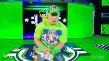 Roman Reigns vs Braun strowman vs John Cena vs Seth vs Finn vs Miz vs Elias