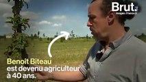 Face à l'agriculture intensive, Benoît Biteau a développé un modèle alternatif