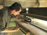 Pierre Lataillade, ébéniste et créateur de meubles au Pays Basque.