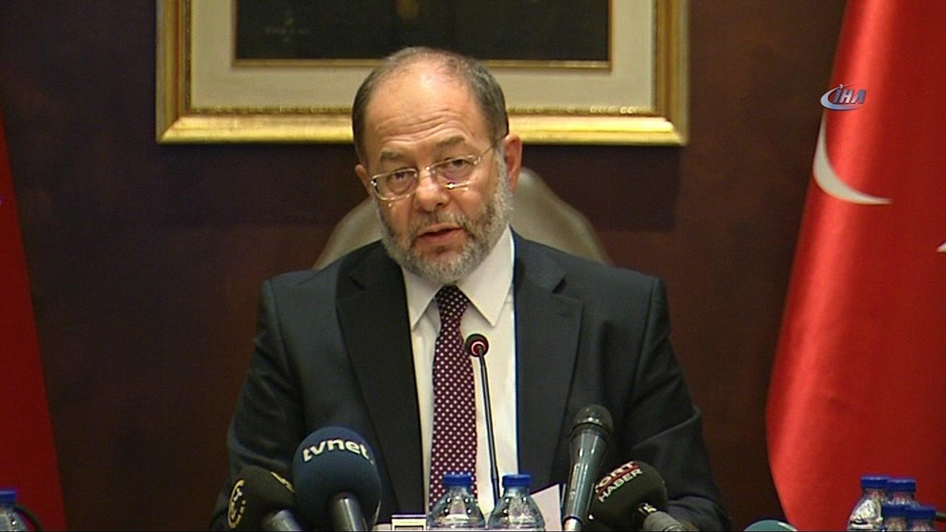 Başbakan Yardımcısı Akdağ, 'Çocuğun ve ailenin ifşa edilmemesi çok önemli'