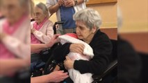 Baby Dolls Brought These Alzheimer's Patients So Much Joy