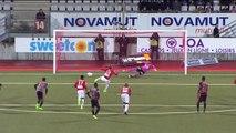 AS Nancy Lorraine - FC Lorient   - Résumé - (ASNL - FCL) -