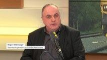 """Roger Dillenseger (Unsa-ferroviaire) : """"Les cheminots sont prêts à une mobilisation forte"""""""