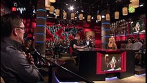 Heftige Pissed Off Discussie Tussen Theo Maassen & Patricia Paay Op TV Show DWD Met Matthijs Met Nieuwkerk.