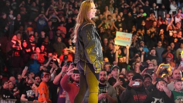 Ronda Rousey Wrestlemania match confirmed?