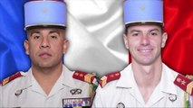 Honneur à nos militaires du régiment de spahis, morts pour la France