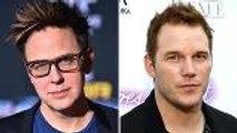 The Internet Attacks Chris Pratt Over Prayer Tweet, James Gunn Defends His Friend | THR News