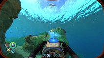Vaders Underwater Rodeo | Wrestling a Reaper Leviathan | Subnautica