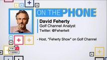 Tiki and Tierney: David Feherty talks Tiger Woods