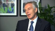 Watch: Tony Blair full interview