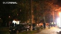 Explosion injures Ukrainian MP - kills bodyguard