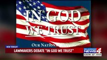 Oklahoma Lawmakers Push to Allow `In God We Trust` Posters in Classrooms