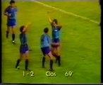 Copa de Europa 1985/86: Sparta de Praga 1-2 FC Barcelona - 16avos Ida