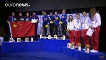 Fencing: Italy and Estonia take final golds in Leipzig - sport