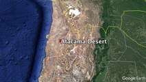 Microbes Found In Earth's Atacama Desert Point To Possible Life On Mars
