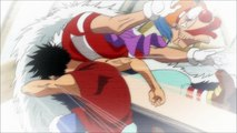 Luffy & Buggy Join Forces English Dubbed