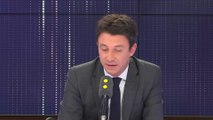 """SNCF : """"Les transformations se feront avec les cheminots, pas contre"""", assure Benjamin Griveaux"""