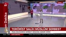#SONDAKİKA Terör elebaşı Salih Müslüm serbest bırakıldı