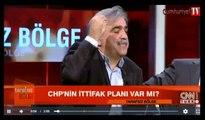 CHP PM üyesi Zeki Kılıçaslan: Halkın ve milletin çıkarınaysa, gerekirse HDP ile de ittifak yapılır