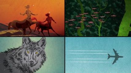 Dominique A – Album « Toute latitude », le film (4 titres)