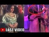 Sridevi's Last Dance with Husband Boney Kapoor and Anil Kapoor - Sridevi at Family Wedding in Dubai - Sridevi at Mohit Marwah's Wedding in Dubai