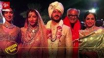 Celebrities waiting for Sridevi's arrival | Sridevi, Genelia, Shalini, Kamal, Rajinikanth