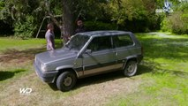 WHEELER DEALERS FRANCE - Fiat Panda 4X4