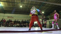 Mexican women wrestlers wage war of sexes in 'lucha libre' ring