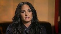 Demi Lovato brings Florida school shooting survivors on stage