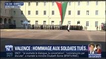 A Valence, un hommage est rendu aux deux soldats tués au Mali