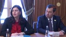 Başbakan Yıldırım, Azerbaycan ile Gürcistan Parlamentoları Dışişleri Komisyon Üyelerini Kabul Etti