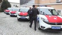 Bahçelievler Belediyesi, İlçe Emniyet Müdürlüğüne 10 Araç Tahsis Etti - İstanbul