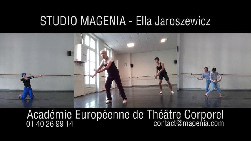 Studio Magenia au FESTIVAL LES JOURS DE LUMIERES 2017