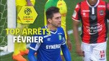 Top arrêts Ligue 1 Conforama - Février (saison 2017/2018)
