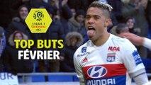 Top buts Ligue 1 Conforama - Février (saison 2017/2018)
