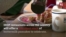 National Pancake Day: How to Get Your Free Stack at IHOP
