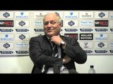 Martin Jol after Crystal Palace v Fulham