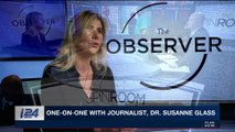 THE SPIN ROOM | One-on-one with journalist, Dr. Susanne Glass | Tuesday, February 27th 2018