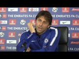 Conte: Chelsea without Willian, Courtois and Morata