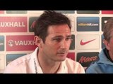 Frank Lampard: England's World Cup plans must start now