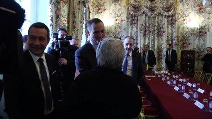 La Corse aura son article dans la Constitution