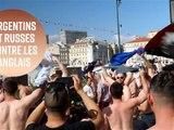 Les hooligans russes et argentins unissent leurs forces